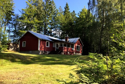 Alleinlage Entspannung in Schweden
