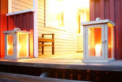 Das Ferienhaus in Schweden – Romantik