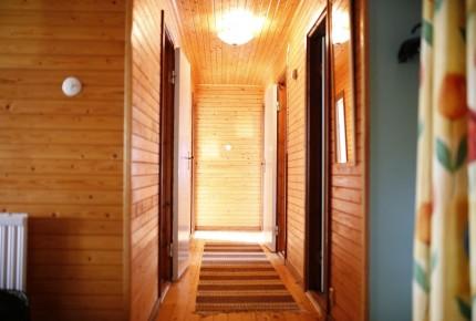 Angenehme Wohnatmosphäre im schwedischen Ferienhaus Joarsbo