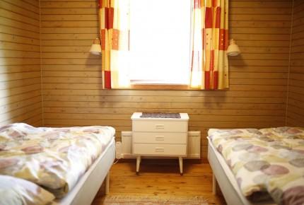 Kuschelige Schlafräume im Ferienhaus Schweden